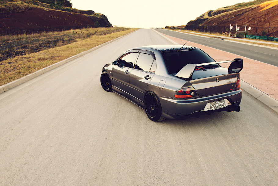 BYP Racing EVO 8 by Berty