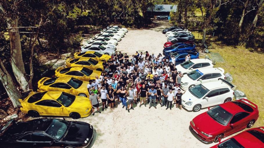 ClubITR Cars For Hope BBQ