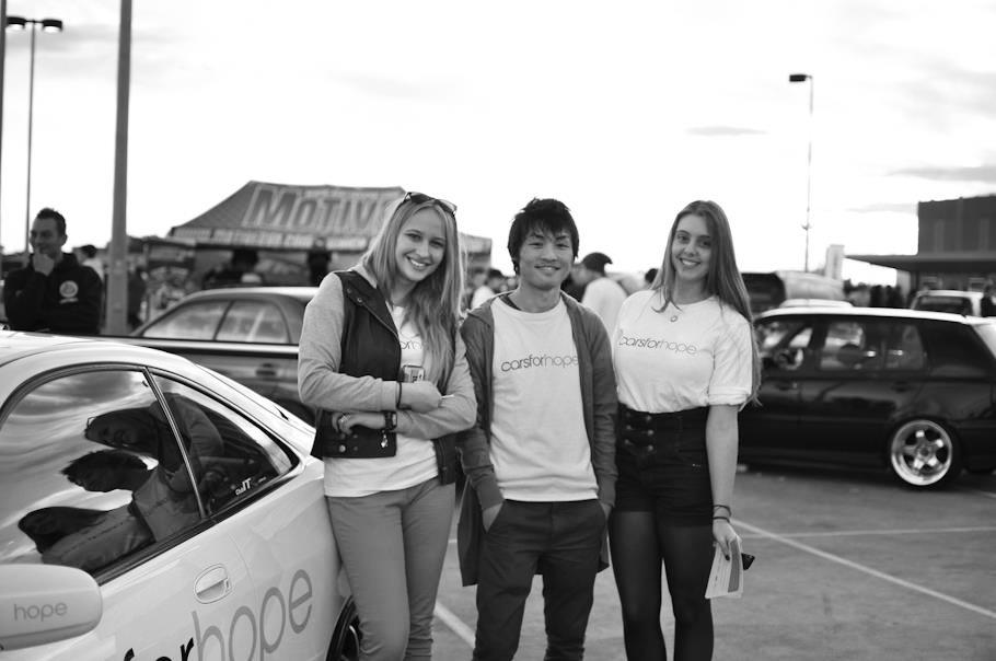 Cars For Hope Showcased THE-LOWDOWN.com
